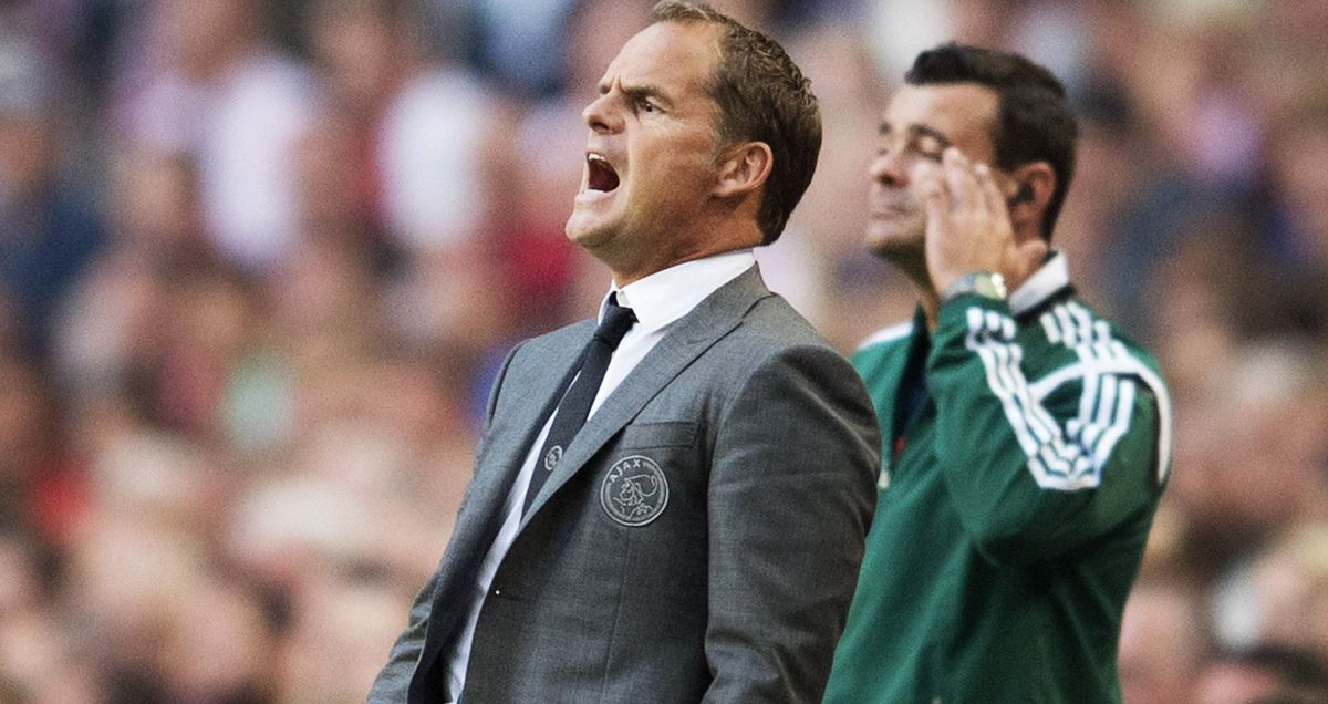Frank de Boer has done well in the Netherlands, but lacks the European pedigree of Jurgen Klopp and Carlo Ancelotti