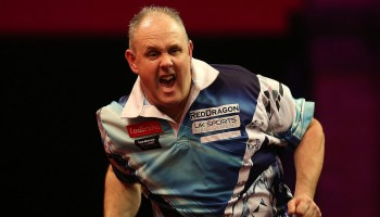 'Diamond' White a sparkling 6/4 for 2016 Premier League Darts place