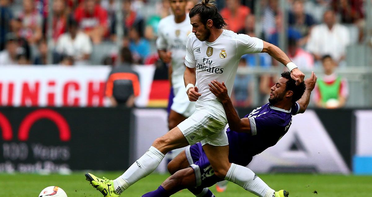 No player in football has cost more than Real Madrid's Gareth Bale