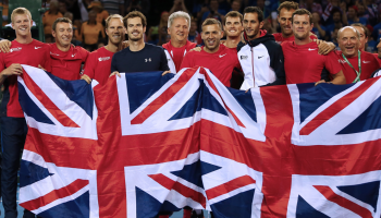Andy Murray is becoming the ultimate one-man Davis Cup team