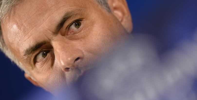 Chelsea Boss Jose Mourinho Angry Acf Cropped Shake Europa League
