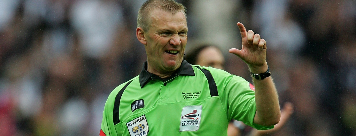 Exclusive interview: Graham Poll talks disciplining Chelsea and reffing his beloved QPR