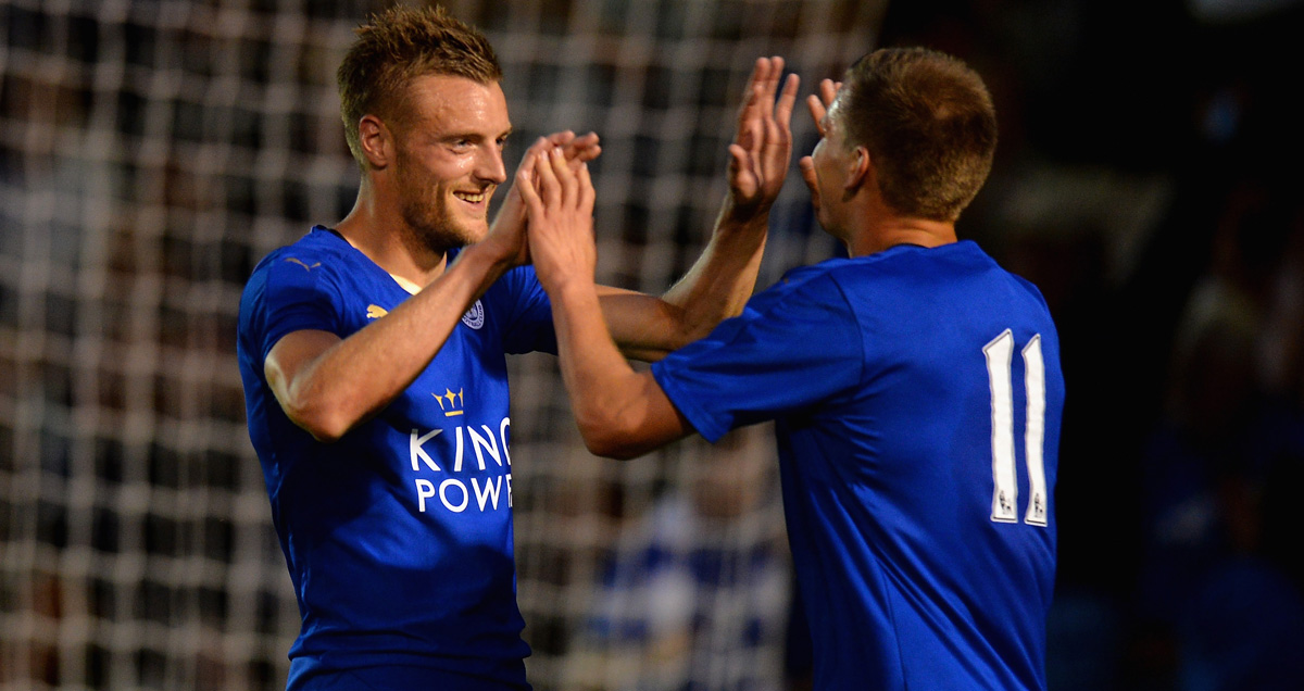 Jamie Vardy player of the year betting