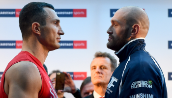 Klitschko v Fury ending in tears and inside the distance for the challenger