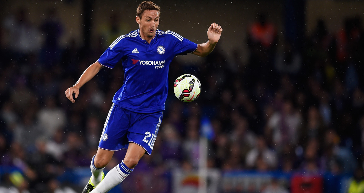 Nemanja Matic has failed to replicate his 2014/15 form for Chelsea this season