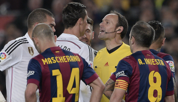The Clasico is around the corner…Time for the European derbies quiz!