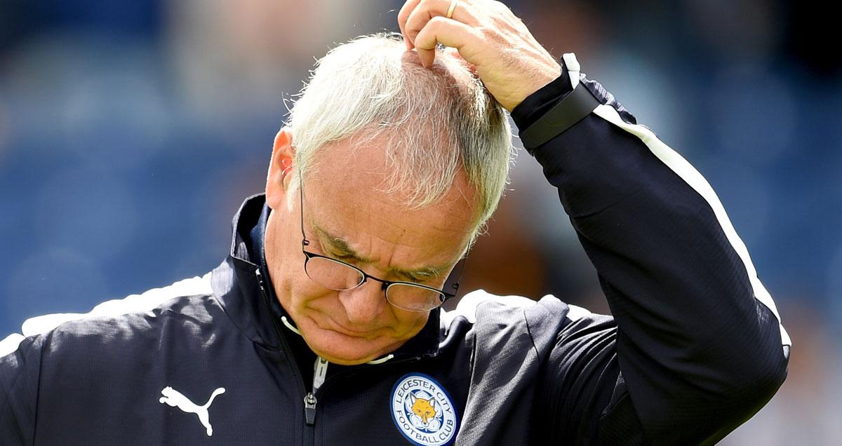 Leicester City Premier League title odds