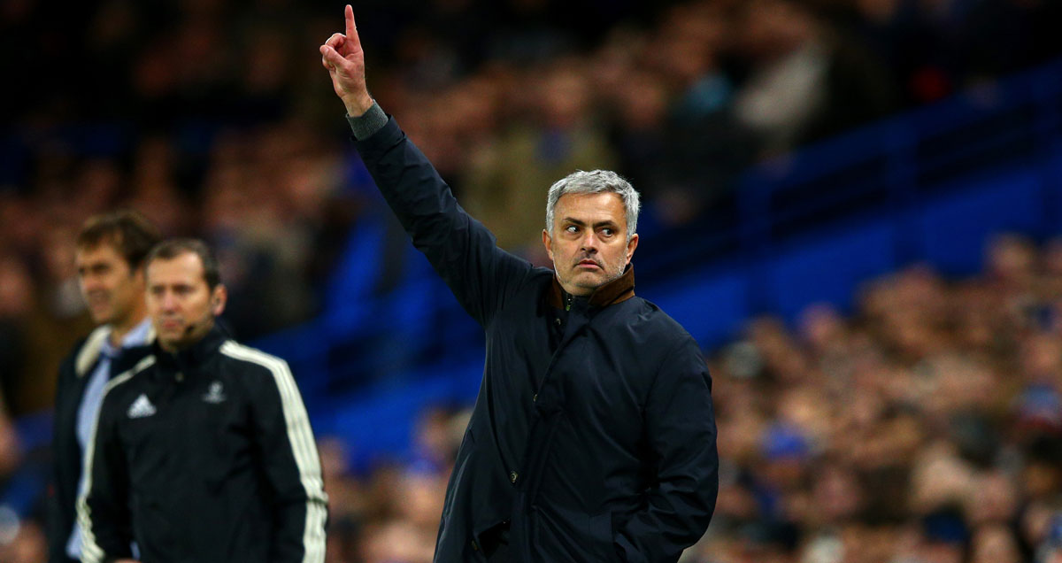 Jose Mourinho is the unanimous favourite for the Man Utd job this summer