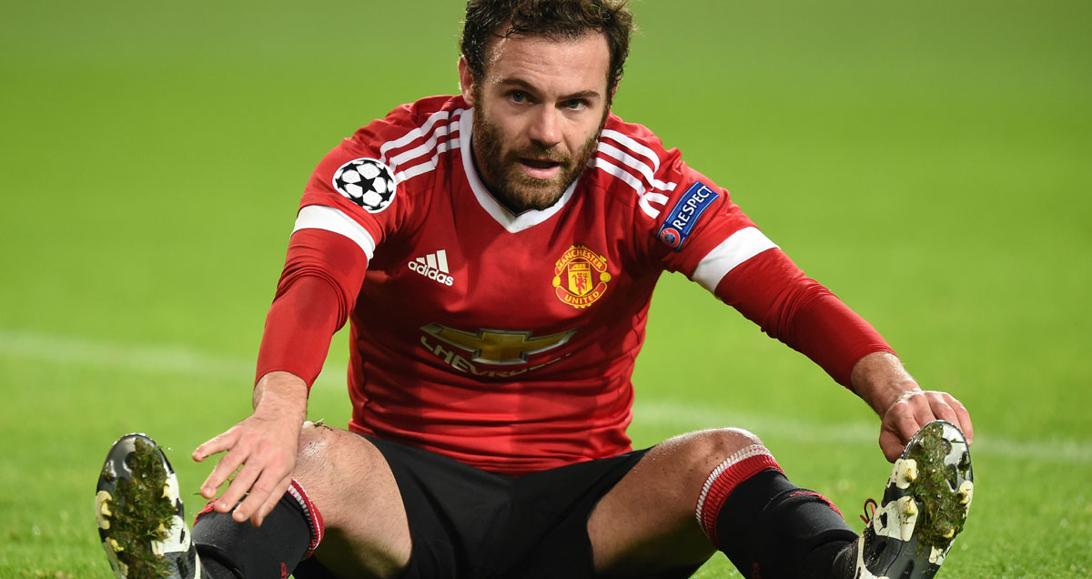 Juan Mata started the trend when Jose Mourinho wanted rid