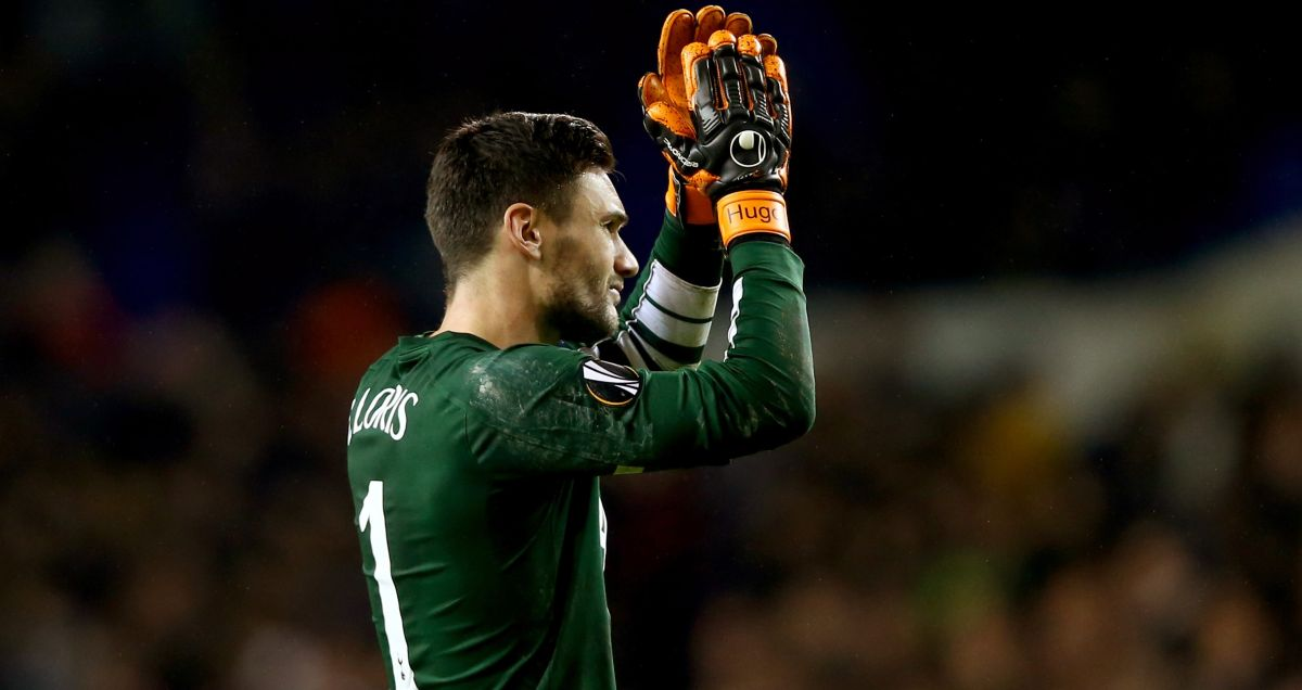 Hugo Lloris has conceded just once in his last three appearances