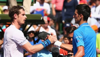 The 7/10 bet that's scored in seven straight Murray v Djokovic Slam duels