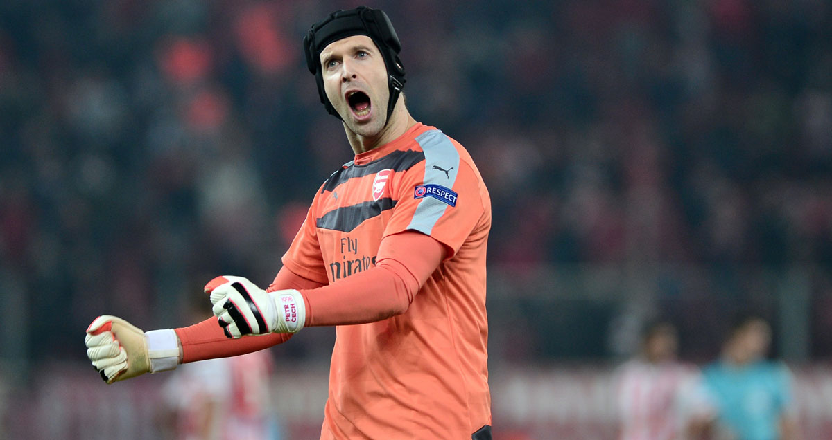 Cech odds to win Golden Glove