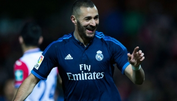 Karim Benzema Exclusive Interview: Real Madrid star talks Zidane and the Champions League