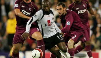 Luis Boa Morte Exclusive Interview: Ex Fulham winger predicts a title for Arsenal