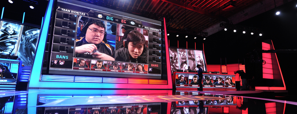 The Betting Figures Behind E-Sports: More wagers will be placed on League of Legends than Champions League