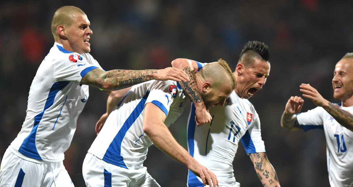 Euro 2016 odds