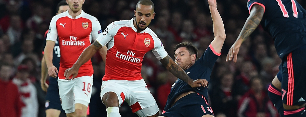 Man City courting the wrong Arsenal reject in Walcott