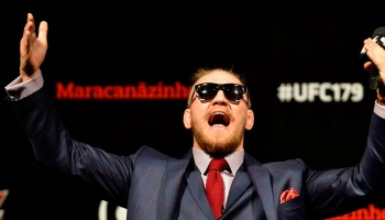Conor McGregor 2/1 to swap UFC for WWE amid suggestive Twitter antics