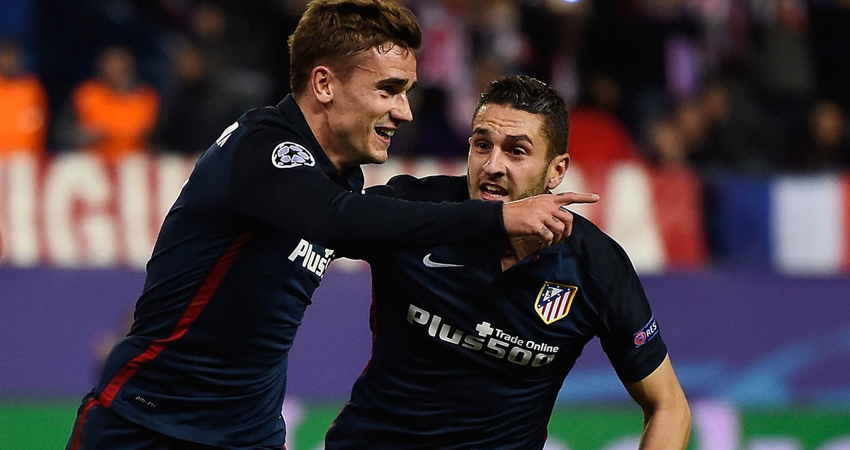 Atletico Madrid Champions League odds