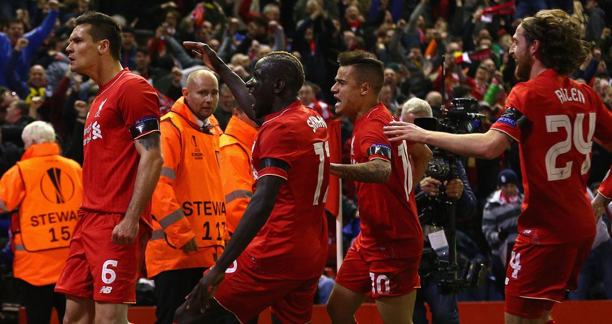 Liverpool Europa League odds