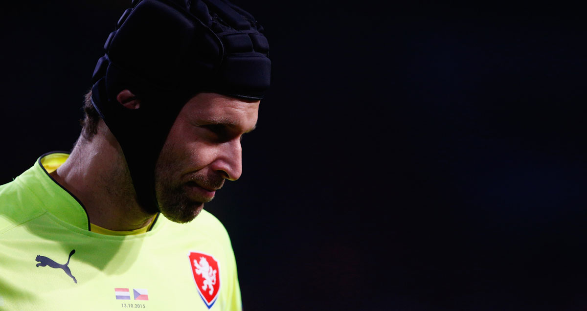 Cech hasn't been as solid as Arsenal fans would have hoped