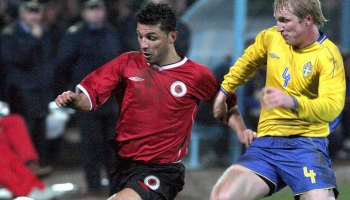 Albania great makes his Euro 2016 predictions and discusses Man Utd talent with news.bwin