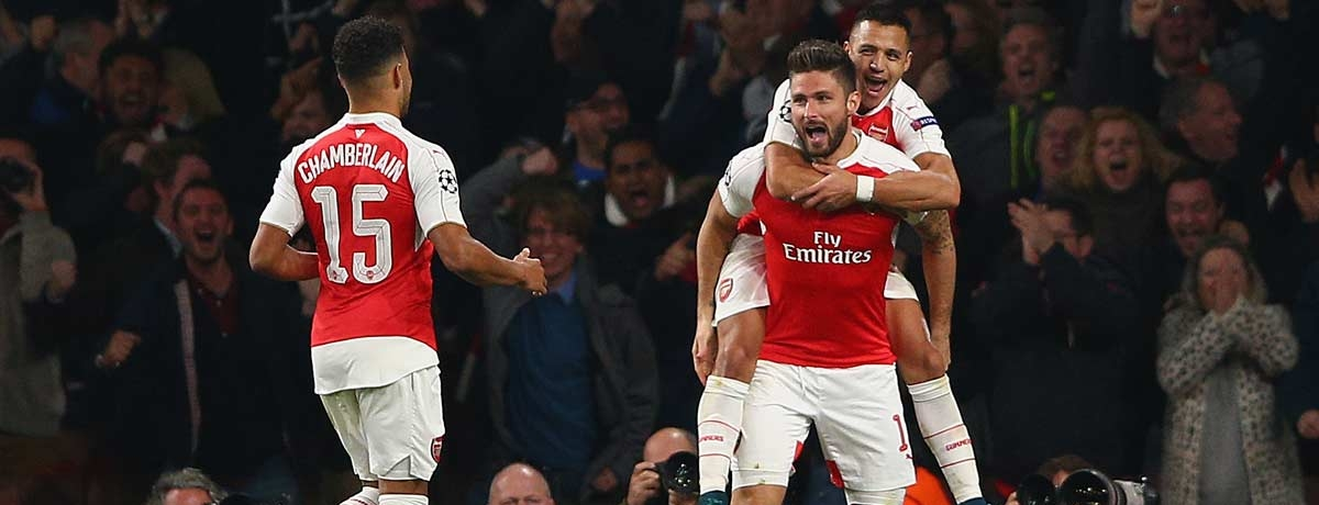 Incredible value in backing Arsenal to finish above Spurs and Liverpool