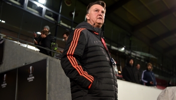 LvG third-term record worrying for Mourinho-mugging Man Utd