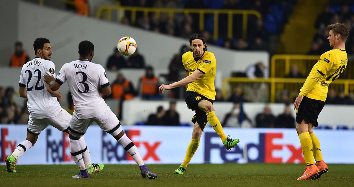 Dortmund Odds Live