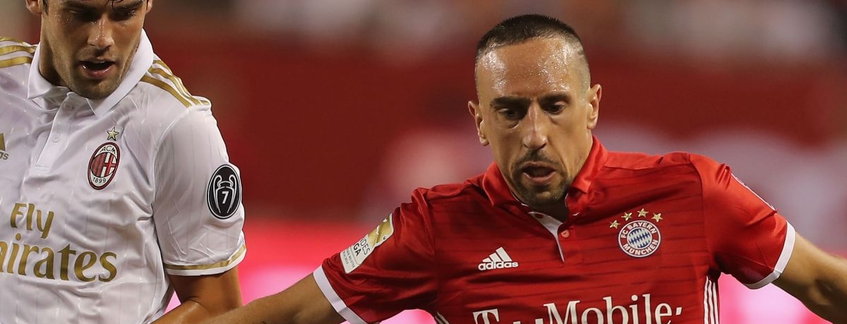Man City Champions League chances blasted by Ribery