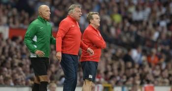 Allardyce joins former Celtic star in international management's 100% club