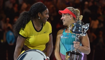 Omens suggest stuttering Serena's wait for 22nd Slam will go beyond Wimbledon 2016
