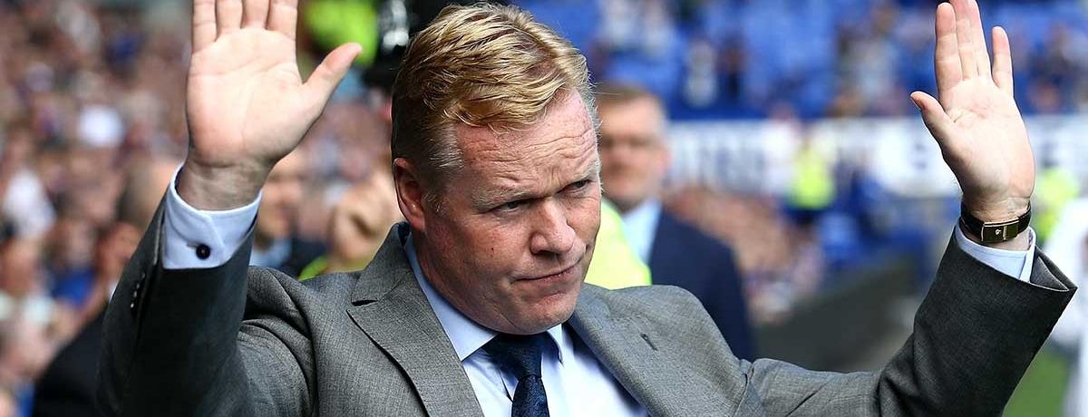 Everton v Stoke: Koeman's Hughes duels follow familiar formula