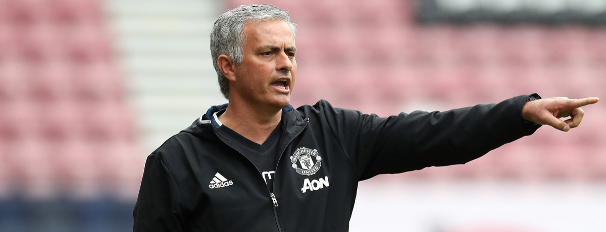 Bournemouth v Man United: Mourinho's opening day record suggests away win