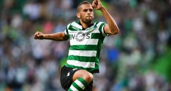 Bar set at nine goals for record Leicester signing Slimani