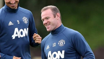 Man Utd Rooney-replacement options mean massive tactical overhaul is afoot
