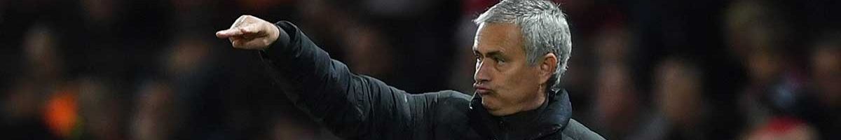 Boss' flawless record in response to thrashings makes Man Utd best derby bet