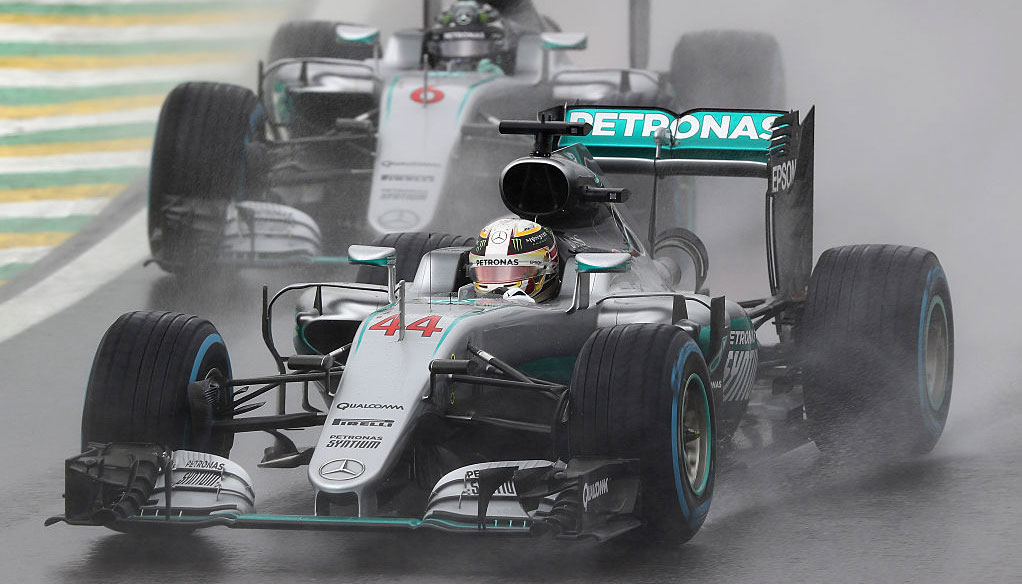 Abu Dhabi Grand Prix: Hamilton set for hollow win