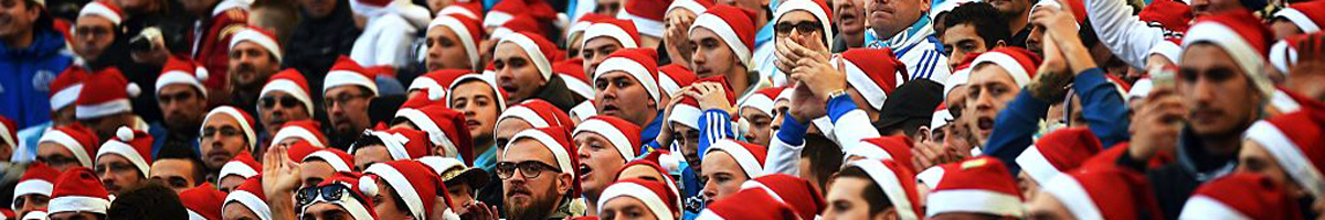 Premier League Santas and Scrooges