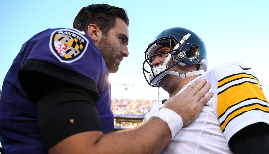 NFL: Ravens can stick with Steelers