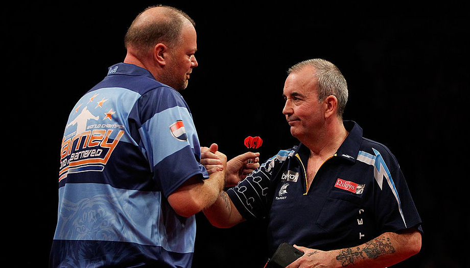 PDC World Championship: Barney to topple Taylor