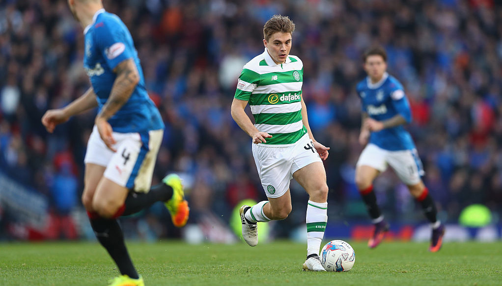 Rangers v Celtic: Hoops to hold Firm at Ibrox
