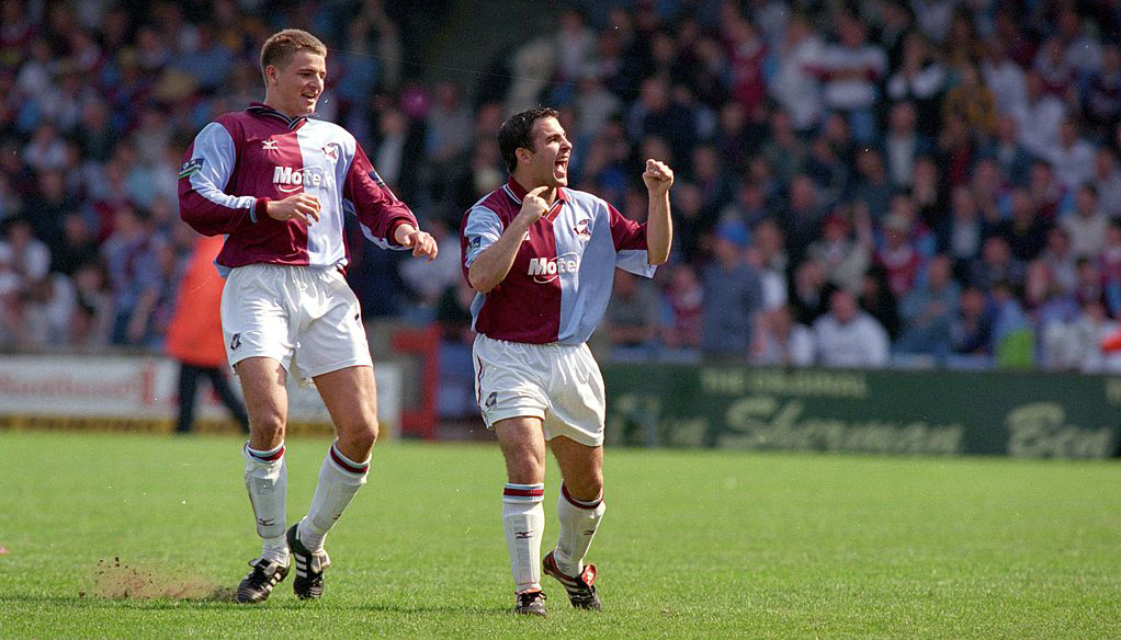 Exclusive interview: Lee Hodges talks Scunthorpe and West Ham