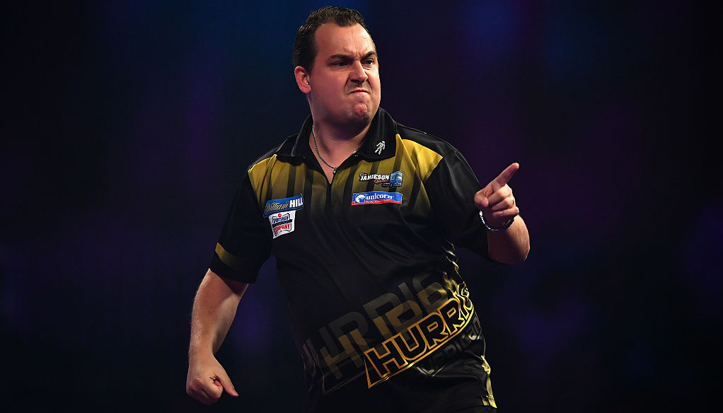 PDC World Championship Day 11: Huybrechts to take it to Max