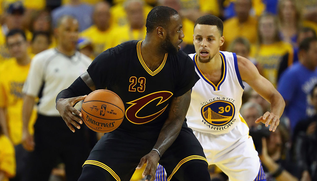 NBA Finals: Warriors can enjoy repeat win over Cavs