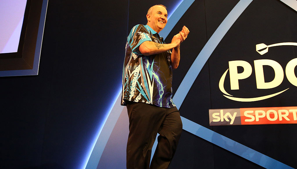 PDC World Championship Day 10: Painter to be brushed aside by Taylor
