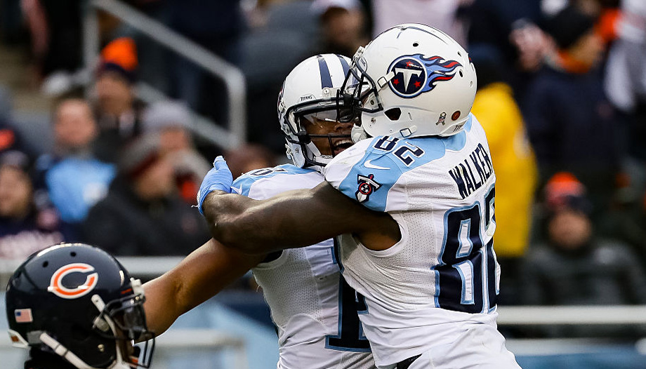NFL: Titans to triumph in Sunday treble