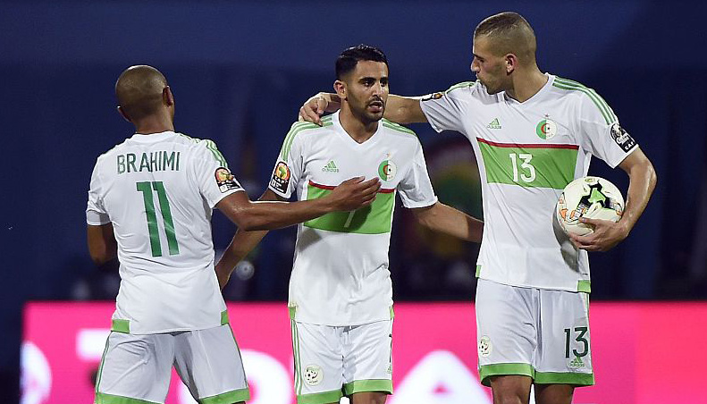 African Cup of Nations: Algeria to make amends