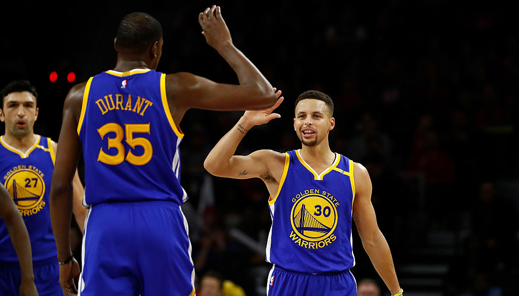 NBA: Warriors and Trail Blazers can pile up the points