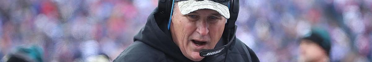 Doug Marrone Q&A: Jacksonville Jaguars coach on succeeding Gus Bradley and NFL's growth in the UK